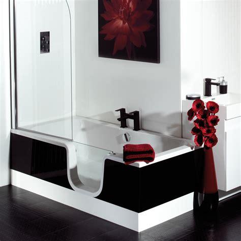 easy access shower bath renaissance baths easy access bathing