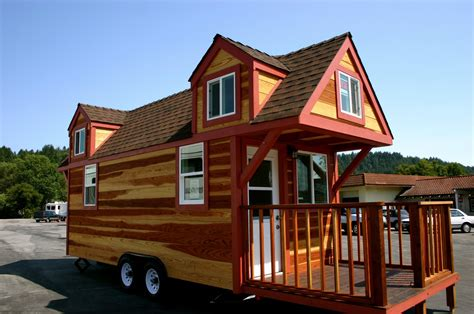 Small Craftsman Cottage House Plans by Redwood Tinyhouse Tiny House Giant Journey