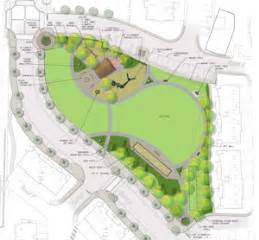 park design management hamburg buffalo park is the name of mill creek s newest park