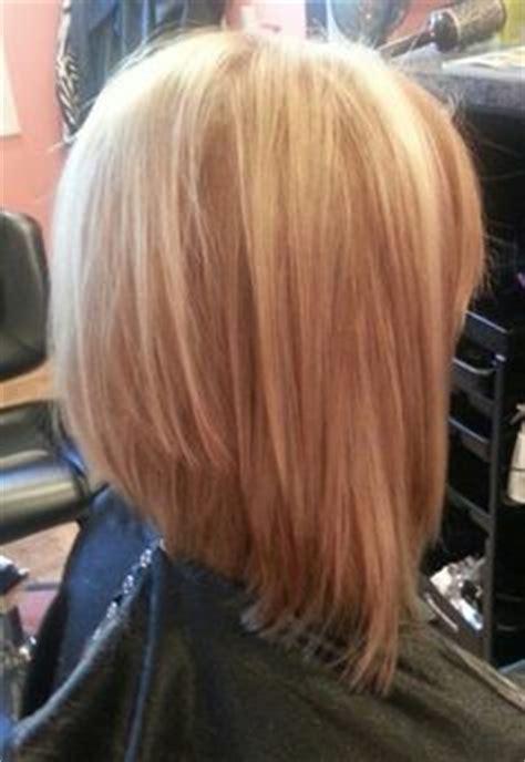 hairstyles with diagonal bangs diagonal forward on pinterest long inverted bob medium