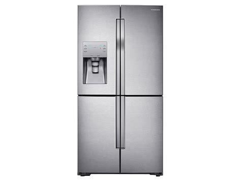 Samsung Counter Depth 4 Door Refrigerator by 23 Cu Ft Counter Depth 4 Door Flex Refrigerator With