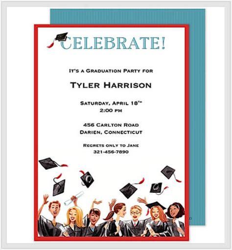 design own graduation invitation design your own graduation party invitations