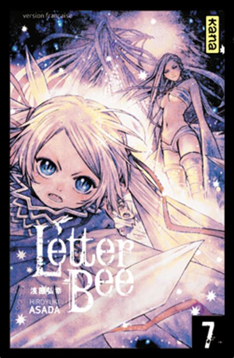 Letter Bee Vol 3 couvertures letter bee vol 7 news
