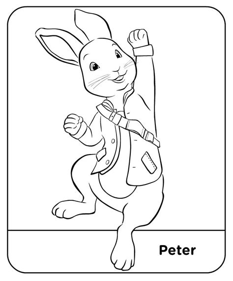 peter rabbit coloring pages nick jr coloring pages peter rabbit animal coloring pages