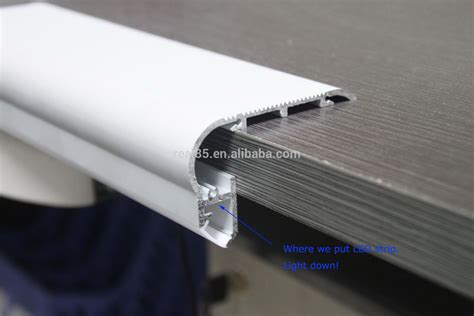 led strip lights for stairs linear led lights for steps illuminated stair nosing