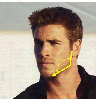 hairstyles for sharp jaw line male models jawline google search mm gender swap