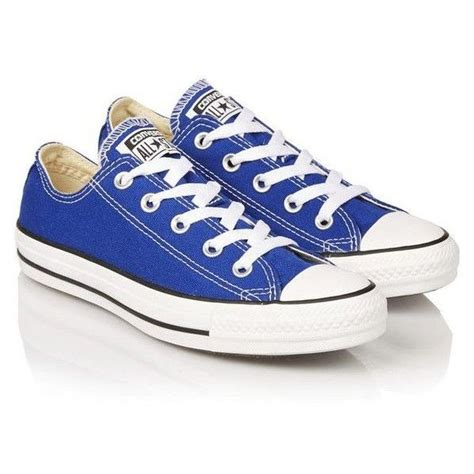 Blue Converse best 25 royal blue converse ideas on blue