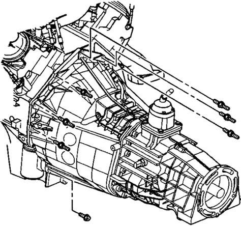 motor repair manual 2005 gmc sierra 3500 transmission control repair guides manual transmission transmission removal installation autozone com