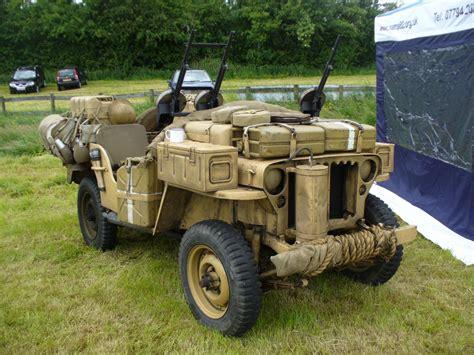 desert military jeep special air service long range desert group popski s
