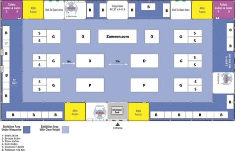 Expo Floor Plan | floorplan zameen com s pakistan property expo