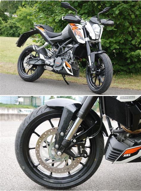 125er Motorrad F Hrerschein Ab 16 by Ktm 125 Duke