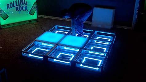 light up dance floor tiles light up floor panels gurus floor