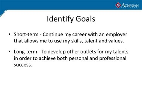 exles of a personal career mission statement websitereports991 web fc2
