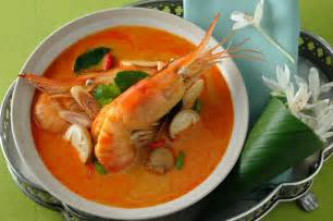 Thai Food Thai Food Tom Yam Kung Thailand Emagazine