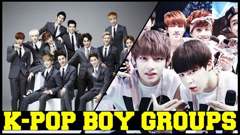 popular boy bands 2016 top 30 most popular k pop boy groups of 2015 poll results