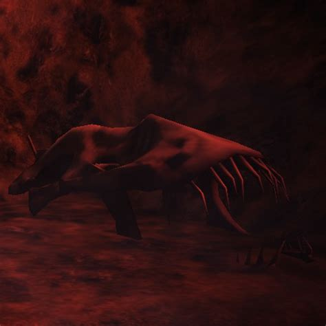 Motion Sand Box Sea Creature 500gr image creatures unknown creature png mass effect wiki