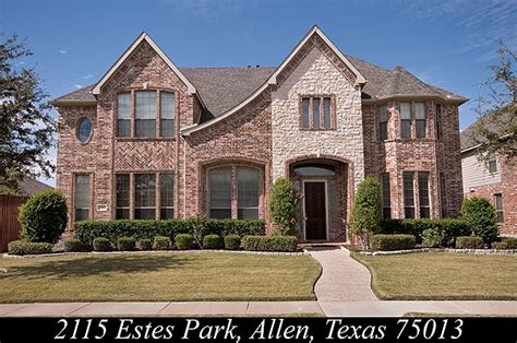 allen tx homes for sale 2115 estes park dr