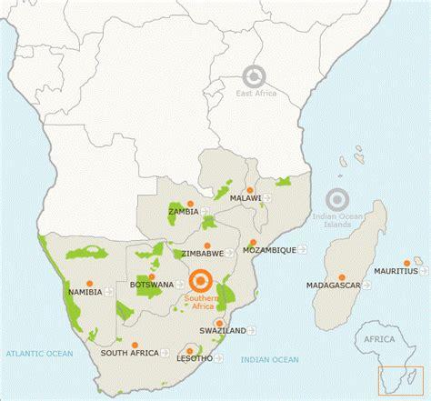southern africa map southern africa map pictures