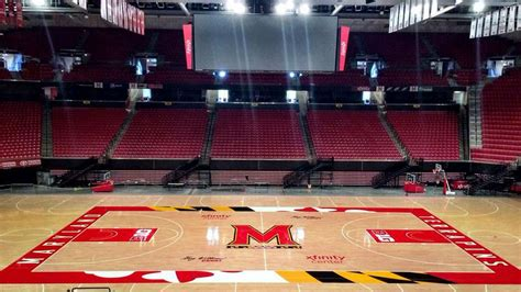Search Court Maryland Maryland Madness Set For October 17th At Xfinity Center Testudo Times