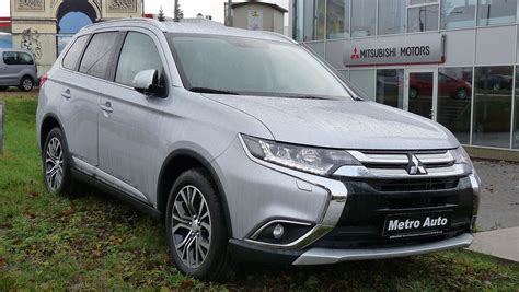 mitsubishi outlander off road mitsubishi outlander wikipedia