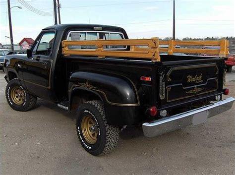 1977 Dodge Warlock 4x4 Pickup   Mecum Indianapolis 2010   T299