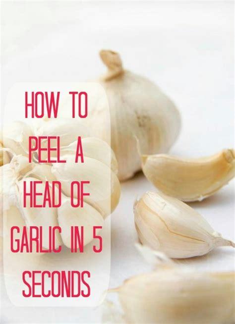 Kitchen Hacks For Peeling Garlic 45 Amazing Kitchen Hacks That Are Absolutely Genius