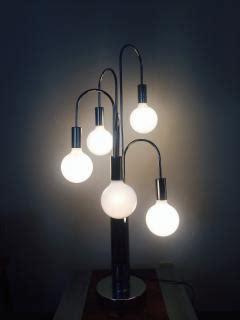 robert sonneman waterfall table lamp  laurel