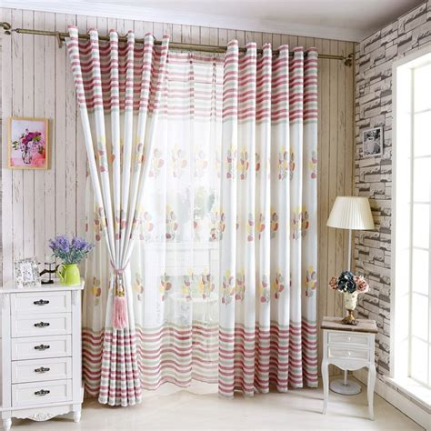 billige gardinen get cheap living room curtains drapes aliexpress