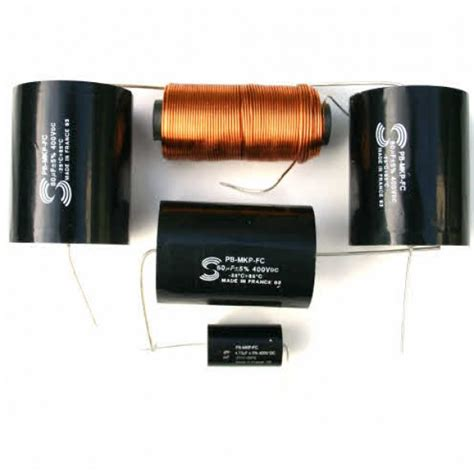 solen capacitors crossover rogers ab1 ls3 5a sub woofer system crossover kit