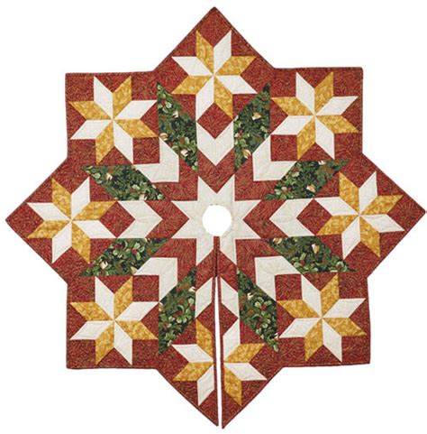 quilted tree skirt kits 1000 images about quilting and nordic on