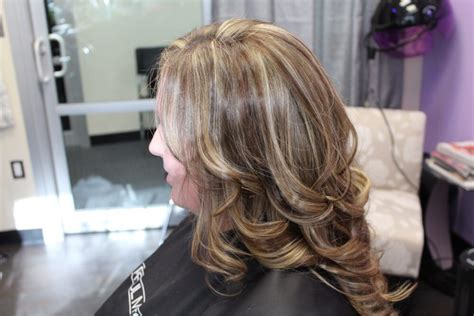 hair highlights spring 2015 so natural but dimensional hair color blending highlights