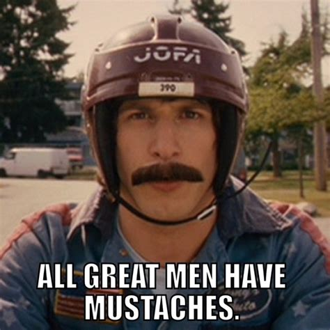 Guy With Mustache Meme - handlebar beard memes
