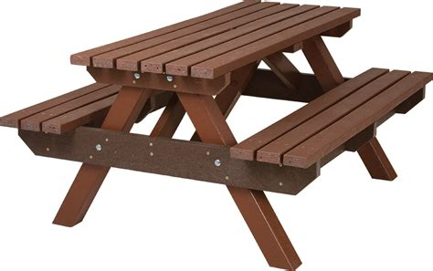 outdoor picnic tables and benches gunby heavy duty plastic garden furniture set james spencer co ltd