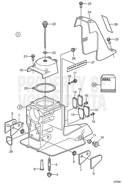 volvo penta parts volvo penta dp outdrive parts diagram volvo free engine