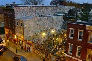 Mosaic Wall Murals philadelphia magic gardens helped save south philly