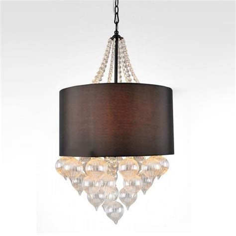 Fabric Light Fixtures Modern Drops Fabric Pendant Lighting 9517 Browse Project Lighting And Modern Lighting