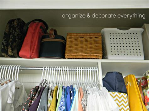 How To Organize Top Shelf Of Closet by Serenity Now How To Keep Your Closet Organized