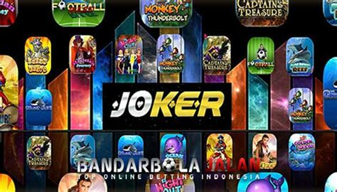 tips jitu menang cepat  taruhan slot game joker