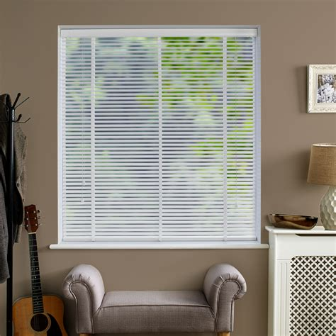Removing Vertical Blinds Nile 25 Taped White Wooden Blind Direct Blinds