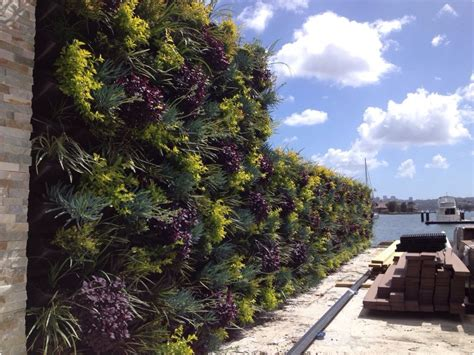 vertical garden design installation atlantis corporation