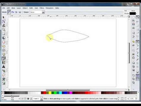 inkscape tutorial bezier curves inkscape tutorial 7 text effects how to make do
