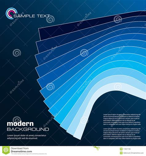 blue layout vector abstract blue layout vector royalty free stock images