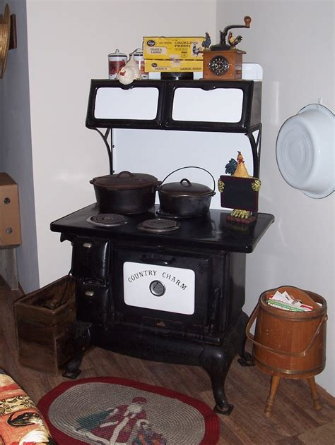 country charm stove home