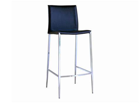 bar stools new york new york black leather bar height bar stool 30 set of 2