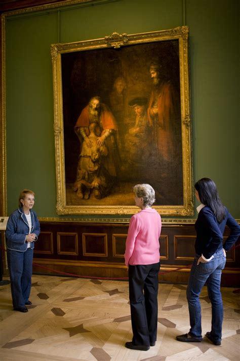 hermitage museum  st petersburg visiting