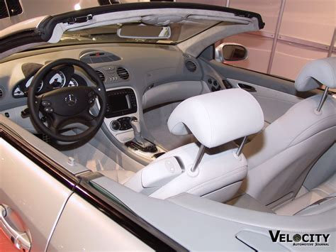 Sl55 Interior by Picture Of 2003 Mercedes Sl Class