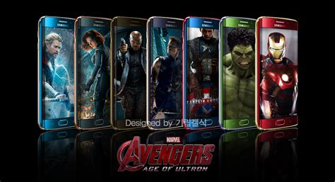 Samsung Galaxy S6 Ironman Edition samsung galaxy s6 une 233 dition iron 224 venir frandroid