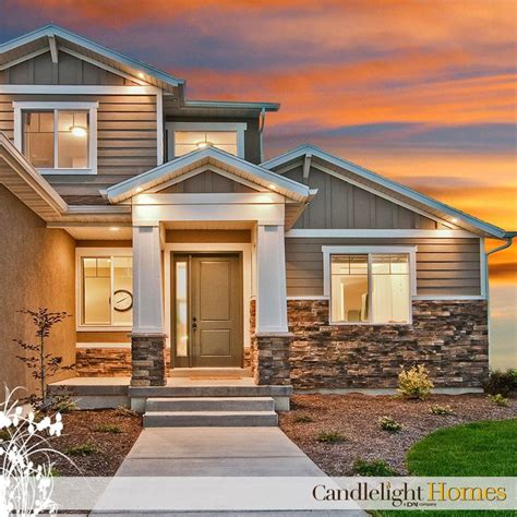 candlelight homes 17 best images about home exterior paint colors on