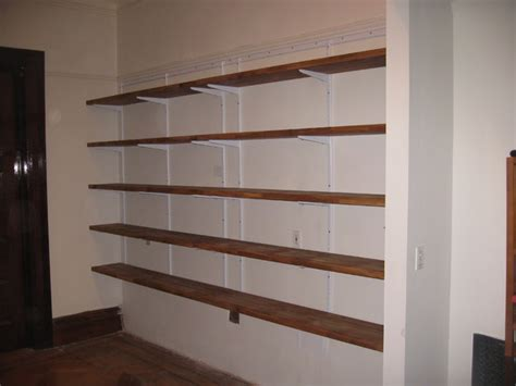 custom interior shelving storage traditional display
