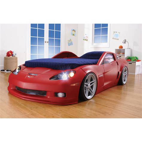 step corvette convertible toddler  twin bed